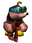 Goggles topo
