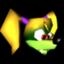 Tooty monstruo icon