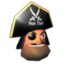 Captain blackeye icon