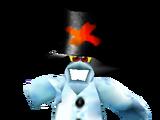 Sir Slush the Snowman