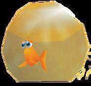 Roysten en su acuario