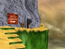 Jolly Rogers Lagoon entry