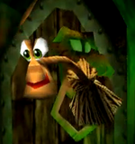 Grunty's broom