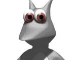 Grey Jinjo