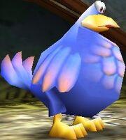 Heggy the hen
