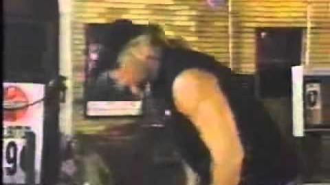 WCW Thunder Blunders (BLOOPERS)