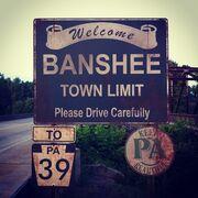 Banshee pueblo