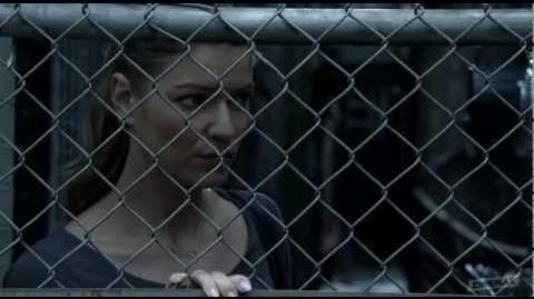 Banshee Season 1 Episode 2 Clip - Carrie Fight Workout