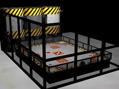 Robotwars arena