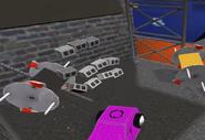 Parkinglot dropzone