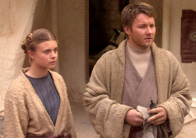 Image result for young owen and beru