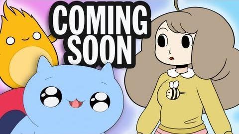 New Cartoon Release Dates - Bravest Warriors, Bee and PuppyCat & Doctor Lollipop on Cartoon Hangover