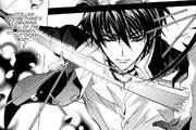Kaede Summons His Sword