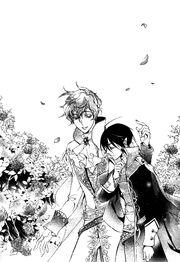 Mutsuki remembers his brother