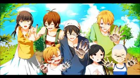 Barakamon Ending Full