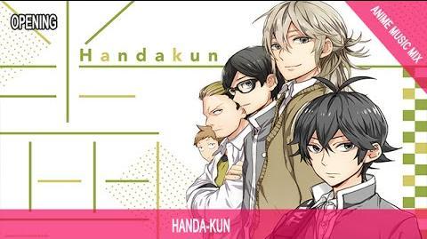 Handa-kun opening 1 theme song - Anime Music Mix