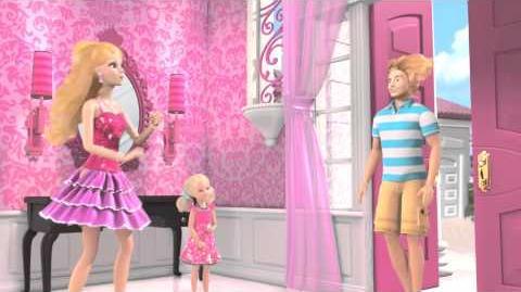 Barbie™ Life in the Dreamhouse -- Ken-tastic, Hair-tastic