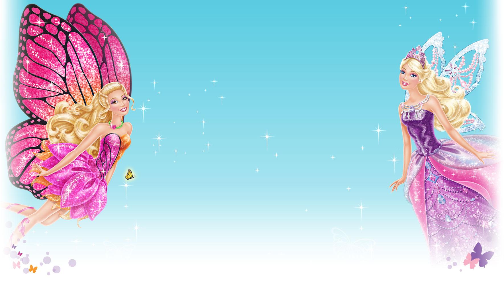 Popular Wallpaper Butterfly Barbie - 20150704081351  Snapshot_152780.jpg/revision/20150704081351