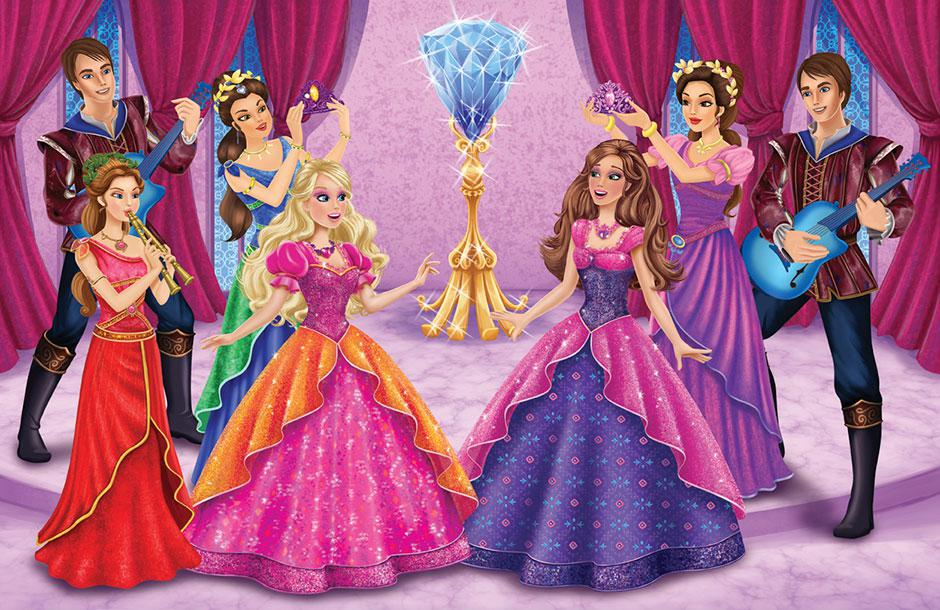Barbie and the Diamond Castle (Video 2008) - IMDb