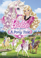 Barbie & Her Sisters in A Pony Tale DVD Cover