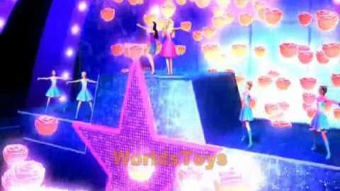 2012 ° BARBIE™ The Princess and The Popstar Official Trailer