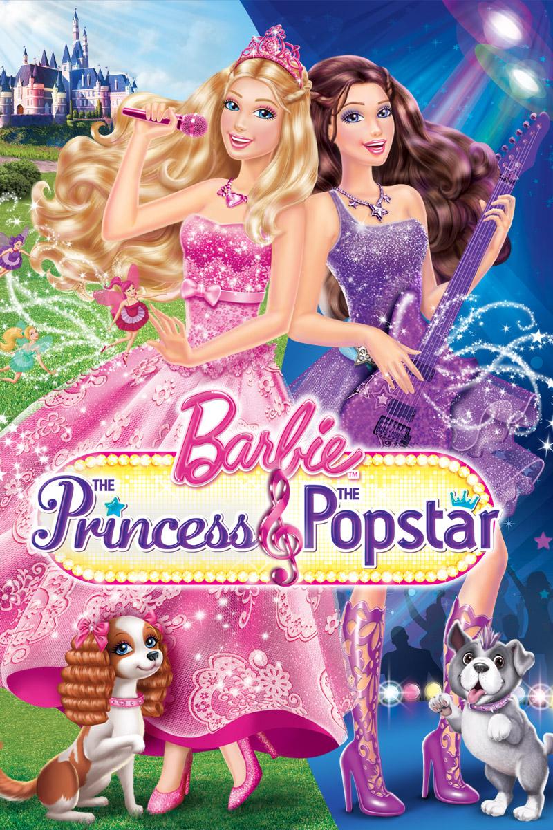 Barbie The Princess Popstar