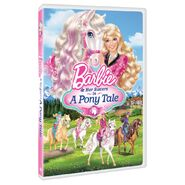 DVD Barbie & Her Sisters in a Pony Tale
