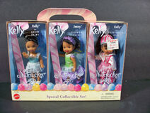 Barbie In the Nutcracker Special Collectible Set