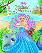 Barbie as The Island Princess Picture Book