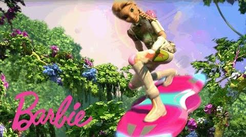 Barbie Star Light Adventure Teaser Trailer Barbie