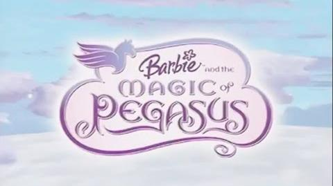 Barbie And The Magic Of Pegasus Barbie Movies Wiki Fandom