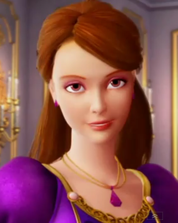 Princess Luciana Barbie Movies Wiki Fandom