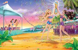 Book Illustration of Mermaid Tale 2 16
