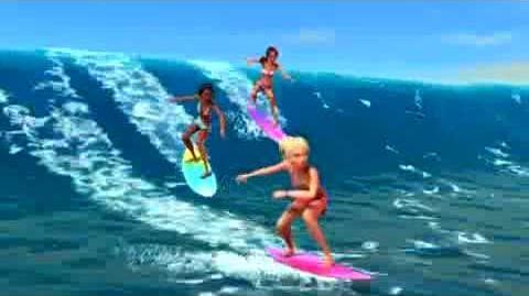 (HD) 'Summer Sunshine' - Barbie In A Mermaid Tale