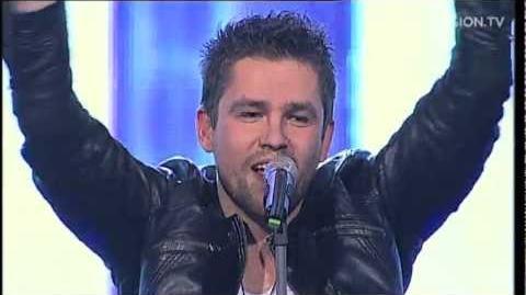 Andrius Pojavis - Something (Lithuania 2013 Eurovision Song Contest)