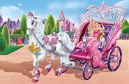Book Illustration of Princess & Popstar 8