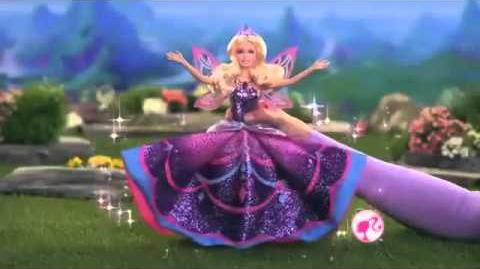 Barbie™ Mariposa & the Fairy Princess - Mariposa & Princess Catania™- Doll Commercial