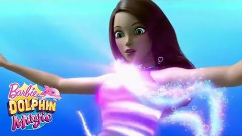 Video - Isla Transform Into A Mermaid Barbie™ Dolphin Magic | Barbie Movies Wiki | FANDOM ...