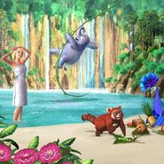 Barbie as The Island Princess Official Stills 2