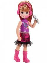 Barbie Rock 'n Royals Pop Star Chelsea Doll