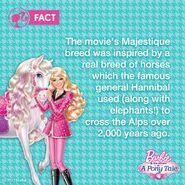 Barbie A Pony Tale Fact