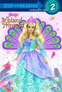 Barbie as The Island Princess Step Into Reading Book