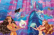 Book Illustration of Mermaid Tale 2 9