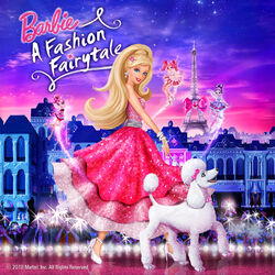Barbie A Fashion Fairytale Soundtrack