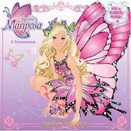 Barbie Mariposa and Her Butterfly Fairy Friends A Storybook