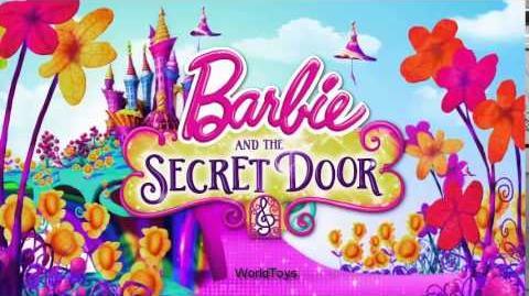 "2014 ° BARBIE and the SECRET DOOR ""If I had magic"" instrumental"