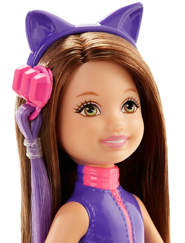 Spy Squad Purple Junior Agent Doll 2