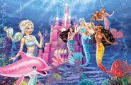 Book Illustration of Mermaid Tale 2 8