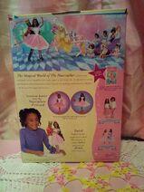 Barbie In the Nutcracker African American Sugarplum Princess