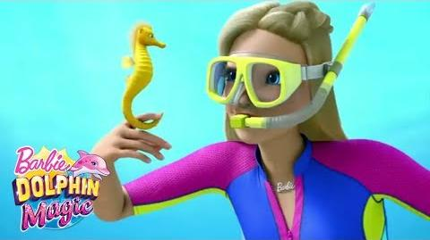 Explore The Reef Barbie™ Dolphin Magic